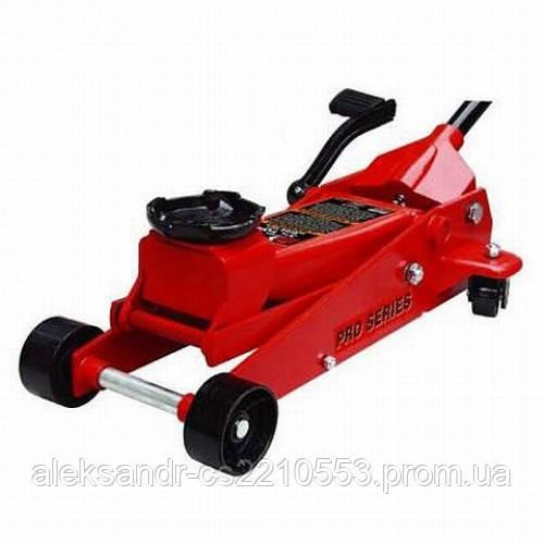 Torin T83502 - Домкрат подкатной профессиональный 3,5т с педалью 145-500 мм