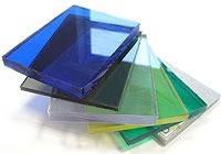 Альтернатива литому акрилу – монолитный поликарбонат.