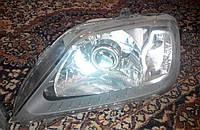 Фара біксенон лінзована Dacia Renault logan, фото 1