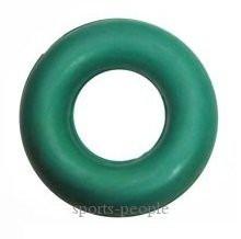 Эспандер-кольцо (бублик), кистевой, слабой нагрузки, разн. цвета