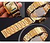 Skmei 1220 Tango золотые мужские часы, фото 7