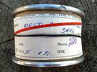 Ніхромовий дріт 0,09 мм 50 метрів, фото 1