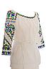 Блуза-вишиванка з льону