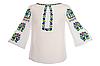 Стилізована блуза-вишиванка