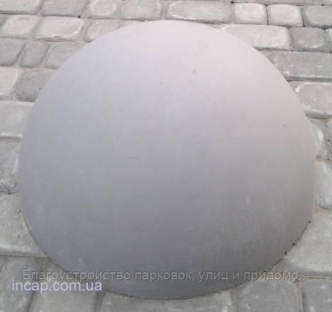 сфера бетонная