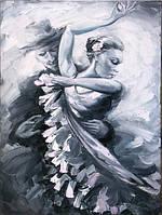 Купить картины на танцевальную тематику Испанский танец