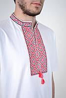 Вышиванка - футболка  мужская  (Л.Л.Л.), фото 1