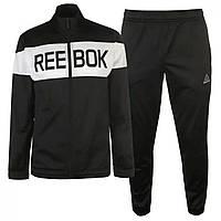 Спортивный костюм Reebok Cuff Black/White - Оригинал