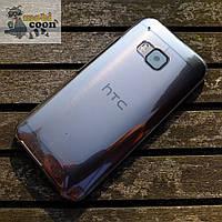 Ультратонкий силиконовый чехол для HTC One M9 прозрачный