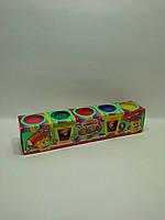 Danko Тесто для лепки Master Do 5 банок *50 г (TMDB-01-02U) Набор креативного творчества, фото 1