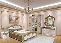 Кровать с ортопед. каркасом  Кармен Нова Золото 1,6
