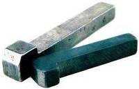 Шпонка клиновая DIN 6887, ГОСТ 24068-80, ISO 774, врезная с головкой
