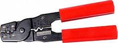 Инструмент для обжимки изолированных и неизолированных наконечников 0,35-5,5 кв.мм, (E.Next)