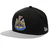 Бейсболка New Era Newcastle United 9Fifty Snapback Cap Black/Grey - Оригінал, фото 1