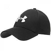 Бейсболка Under Armour Blitzing II Baseball Cap Black - Оригинал, фото 1