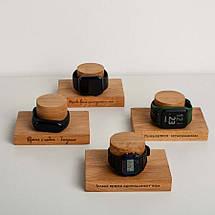 """Підставка для годинника """"Думки про час"""" персоналізована, фото 3"""