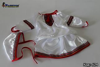 Набір для хрестин дівчинці Україночка, фото 2