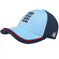 Головной убор New Balance England Cricket Match Cap Enamel Blue - Оригинал
