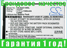 Аккумулятор для Acer E140 1500 mAh
