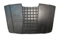 Коврики в салон Chevrolet Lacetti (J200) 2005 - черные, полиуретановые (Avto-Gumm, 11134-11567) - перемычка