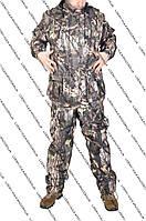 Охотничий осенний костюм с влагоотводящей ткани