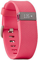 Фитнес-браслет Fitbit Charge HR Large Pink #I/S