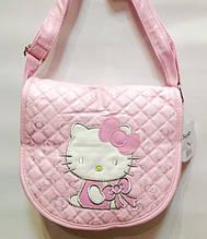 Сумка для девочки Hello Kitty 48026 розовая