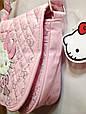 Сумка для девочки Hello Kitty 48026 розовая, фото 3