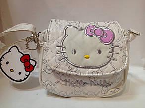 Сумка детская Hello Kitty черная 0383
