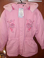 Курточка для девочки розовая 146, 152,158 р.р