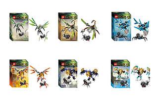 Конструктор KZC Bionicle 609-1/6