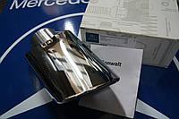 Mercedes ML W164 W 164 320 350 500 насадка на глушитель новая оригинал
