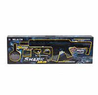 """Автомат """"AR-15 SHARK"""" с гелевыми пулями HC218686"""