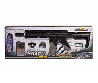 """Автомат """"AR-15 SHARK"""" с гелевыми пулями HC218682"""