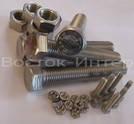 А2, А4 — Характеристика крепежных изделий из нержавеющих сталей