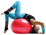 М'яч для фітнесу 55 см гімнастичний M 0275, фото 2