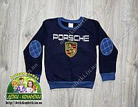 Кофточка Porsche для мальчика утепленная