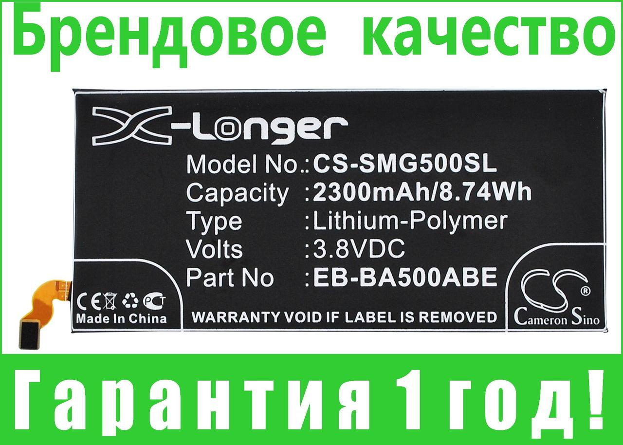 Аккумулятор Samsung EB-BA500ABE 2330 mAh