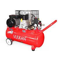 Компрессор поршневой с ременным приводом Vulkan IBL 2070Y 50L