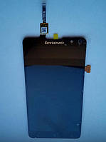 Дисплей Lenovo S898 с сенсором экран