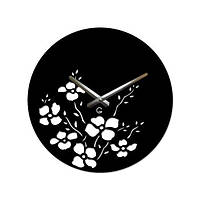 Часы Настенные Дизайнерские Bouquet (Glozis)