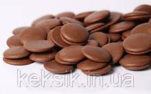 Шоколад молочный ICAM 35% 0,250 кг.