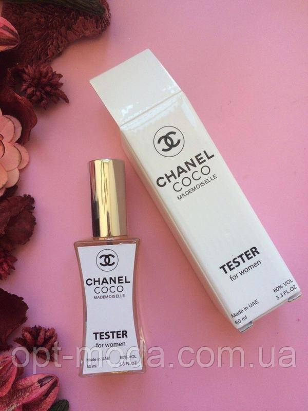 Тестер женский Chanel Coco Mademoiselle (Шанель Кoкo Мадмуазель ), 60 мл