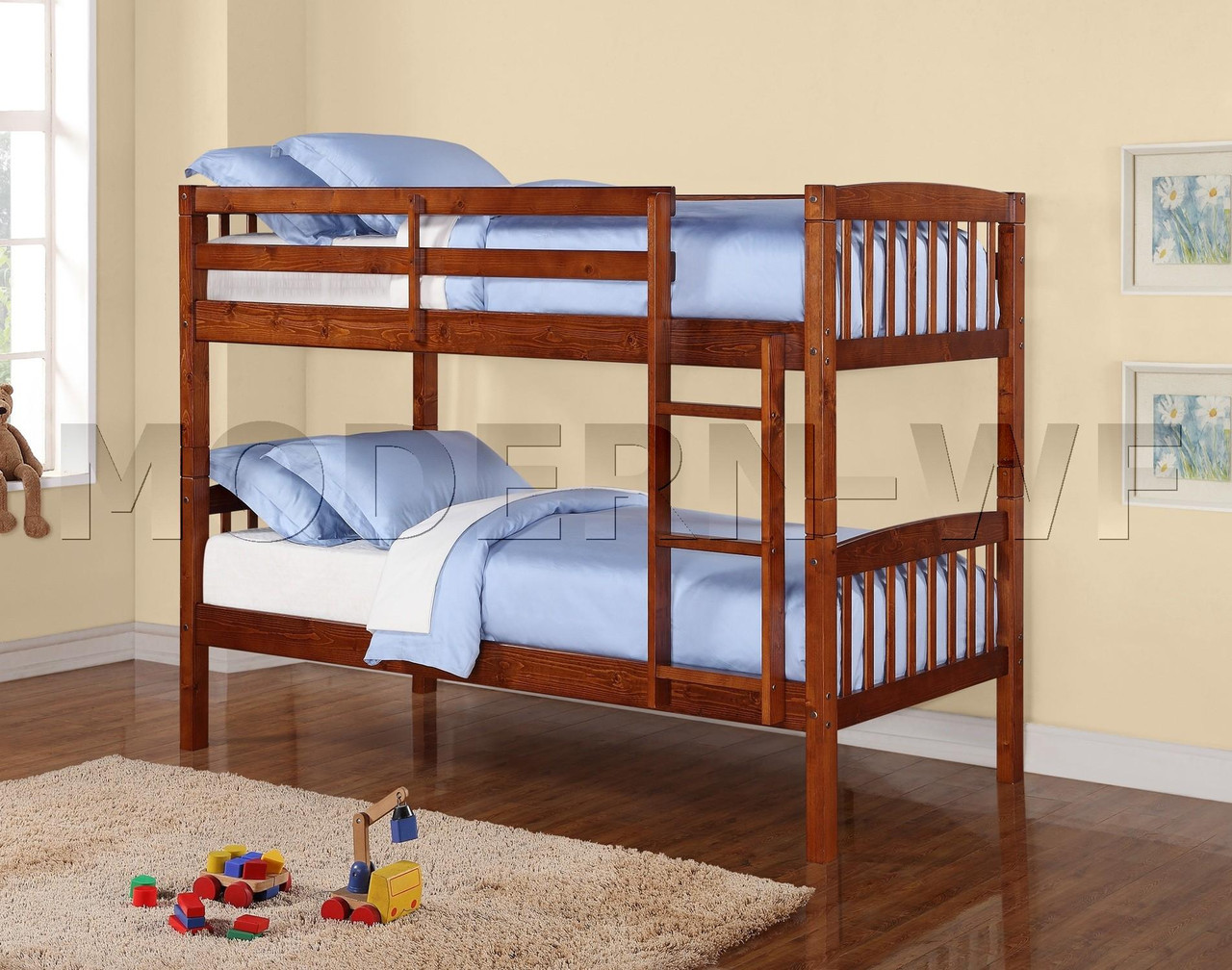 """Двох'ярусне ліжко """"Марвін"""""""