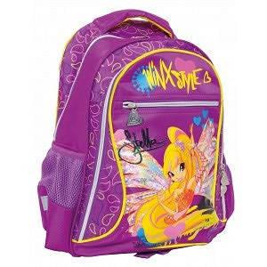 Рюкзак Винкс фиолетовый, фото 2