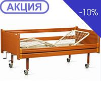 Медицинская кровать деревянная -94 (Италия) (OSD)
