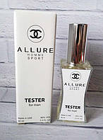 Тестер мужской Chanel Allure Homme Sport (Шанель Аллюр Хом Спорт),60 мл