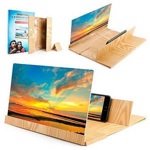 Увеличитель экрана телефона Enlarged Screen Magnifier Дерево 150914