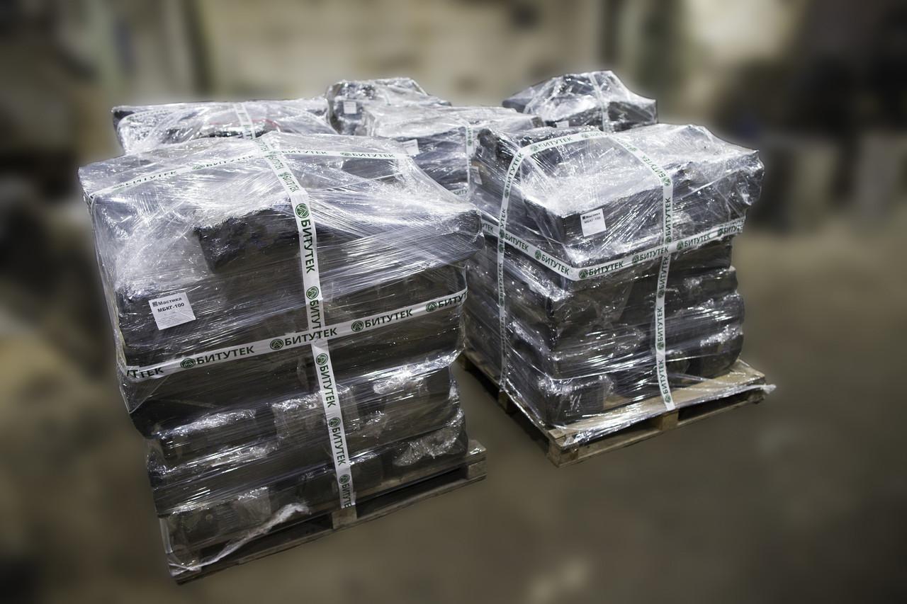 Мастика битумная МБК-Г- 55, ГОСТ 2889-80, фото 3