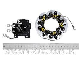 Блок полупроводниковый выпрямительный (регулятор напряжения) БВП 152.4.6-100
